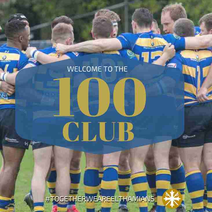 Announcing the launch of the OERFC 100 Club