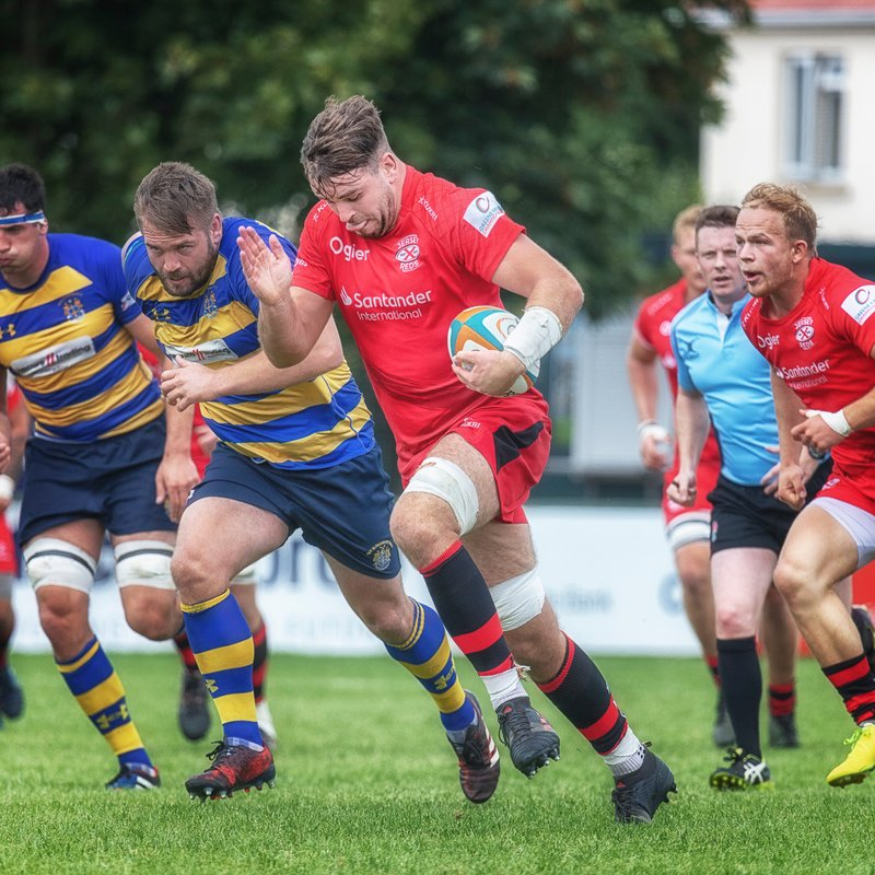 'Jersey fixture shows how far we've come as a club'