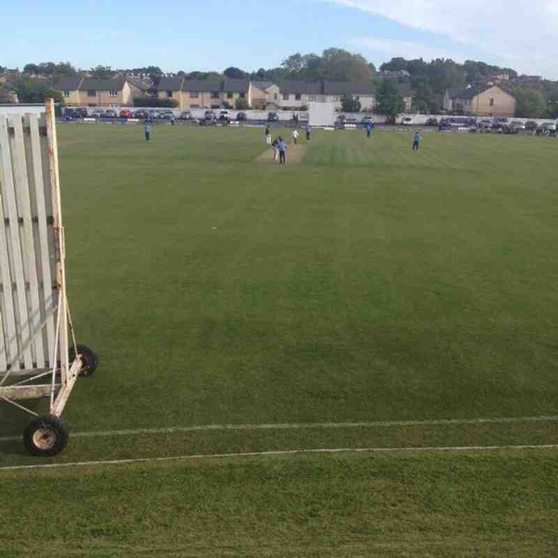 1st Team v Morecambe Cricket Club - 5th June 2015