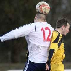 Yorkshire Amateur 0:6 Knaresborough Town - 30-01-2016 - NCEL Division One - Attd 43