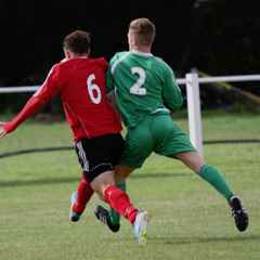 Match Report Saturday 20th August 2016