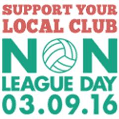 Non League Day - 03-09-2016