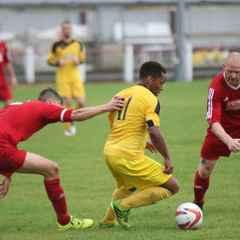 Selby Town 0:0 Knaresborough Town - 27-08-2016 - Attd 100
