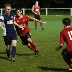 Knaresborough Town 0:3 Goole AFC - West Riding County Cup First Round - 11-10-2016 - Attd 98