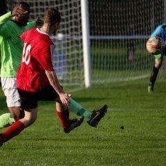 Knaresborough Town 2:2 AFC Emley - NCEL Division One - 15-10-2016 - Attd - 163