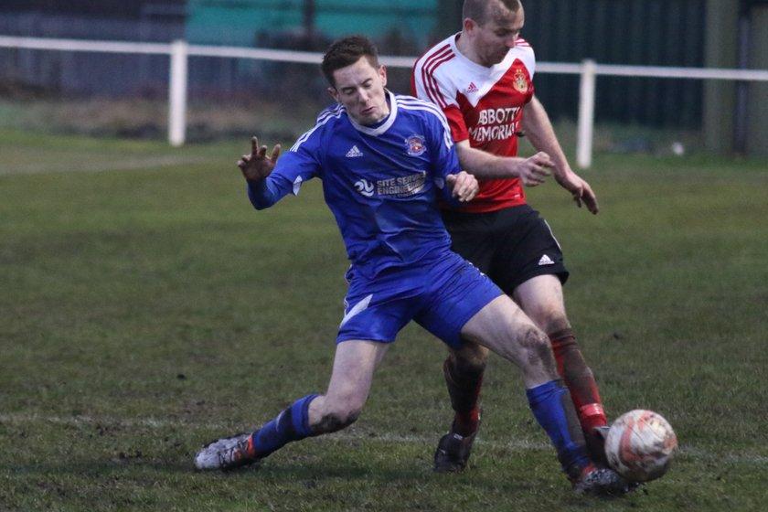 11th February - Knaresborough Town 1 - 0 Winterton Rangers