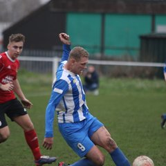 Knaresborough Town 1:2 Eccleshill United - NCEL Division One - 11-03-2017 - Attd 141