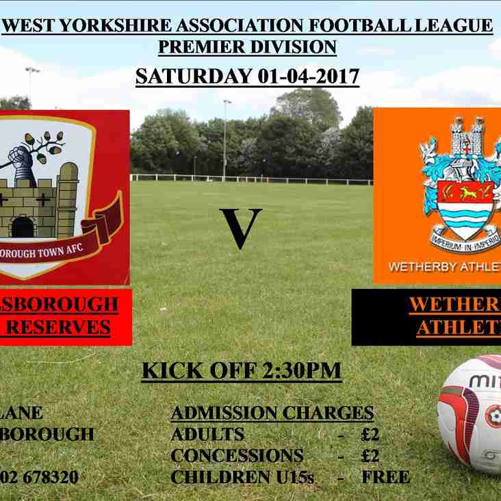 Next Fixture At Knaresborough Town