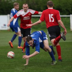 Knaresborough Town 1:5 Pontefract Collieries - NCEL Division One - Attd - 427 - Groundhop Day