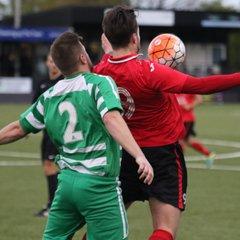 Whitworth Cup Final - Knaresborough Town Reserves 0:2 Knaresborough Celtic - Harrogate Town CNG Stadium 2/2