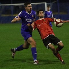 West Riding County Cup - First Round - Farsley Celtic 4:1 Knaresborough Town - 10-10-2017 - Attd 110