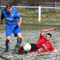Reserves beat the weather to secure comfortable win over Hall Green United