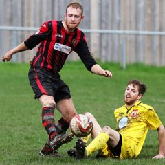 Dronfield Town 0:2 Knaresborough Town - Toolstation NCEL Division One - 28-04-2018 - Attd - 72