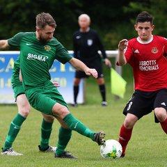 Knaresborough Town Reserves 2:4 Beeston St Anthony's  - West Yorkshire Association Football League - Premier Division - 12-05-2018