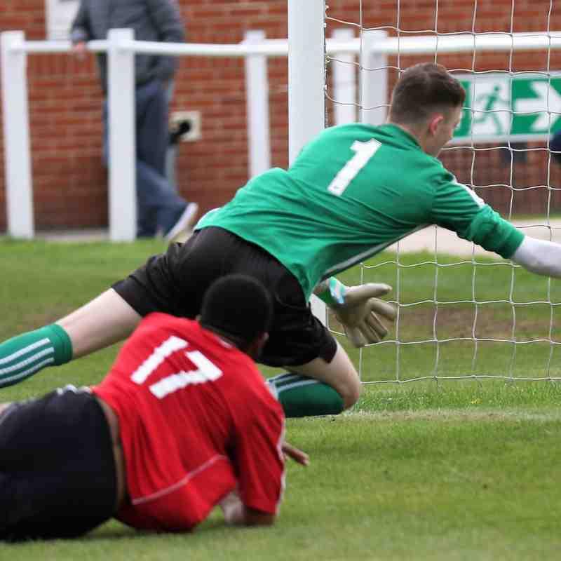 Knaresborough Town Reserves 6:0 Harlow Hill - Whitworth Cup - 15-09-2018