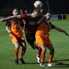 Knaresborough Town 3:1 Athersley Recreation - Toolstation NCEL Premier Division - 18-09-2018 - Attd 141