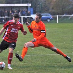 Knaresborough Town 0:1 Penistone Church - Toolstation NCEL Premier Division - 10-011-2018 - Attd 242