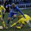 Knaresborough denied victory by last minute equaliser against Staveley