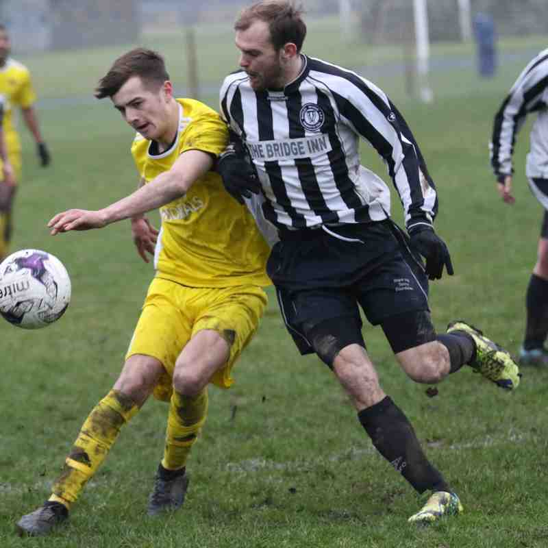 Pateley Bridge FC 1:6 Knaresborough Town Reserves - Whitworth Cup - 19-01-2019