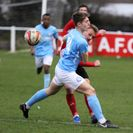 Knaresborough return to winning ways with hard fought win over Barton Town