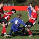 Knaresborough lose out at Hall Road Rangers