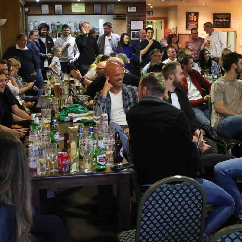Knaresborough Town Presentation Evening - 18-05-2019