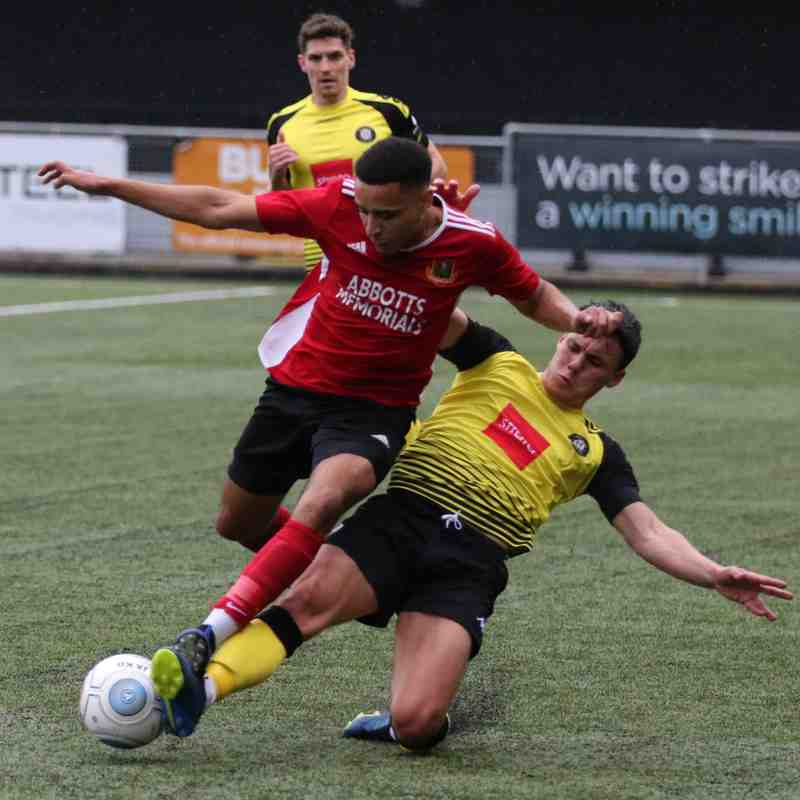 Harrogate Town 7:0 Knaresborough Town - Pre-Season Friendly - 09-07-2019 - Attd 333