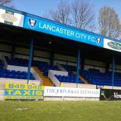 League: Lancaster City 3 - 0 Glossop North End