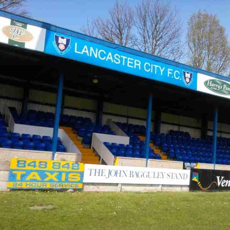 Result: Fulwood Amateurs 3 - 3 Lancaster City