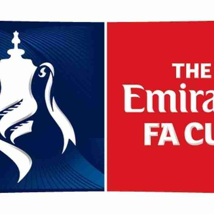 News: FA Cup Draw - Shaw Lane (A)