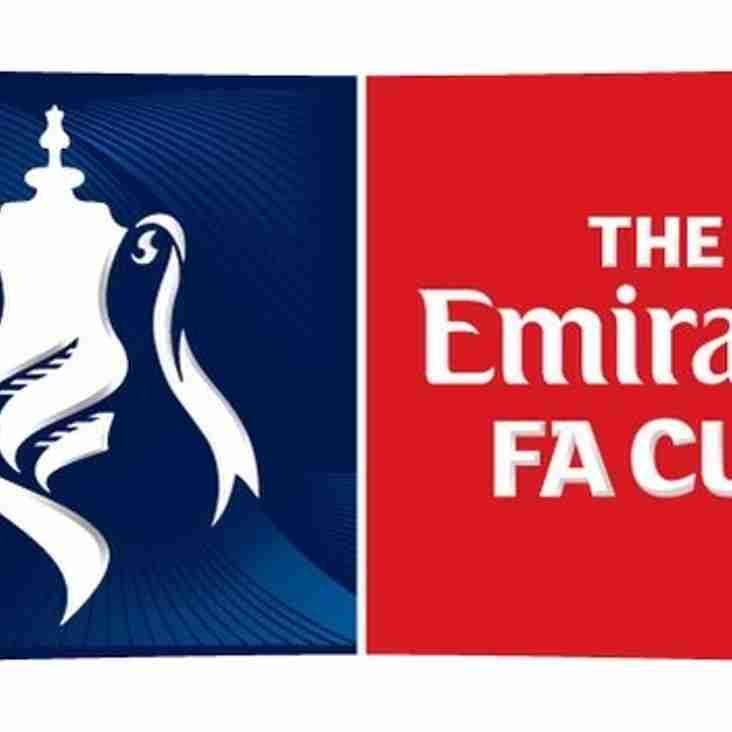 FA Cup: West Auckland 1 - 5 Lancaster City