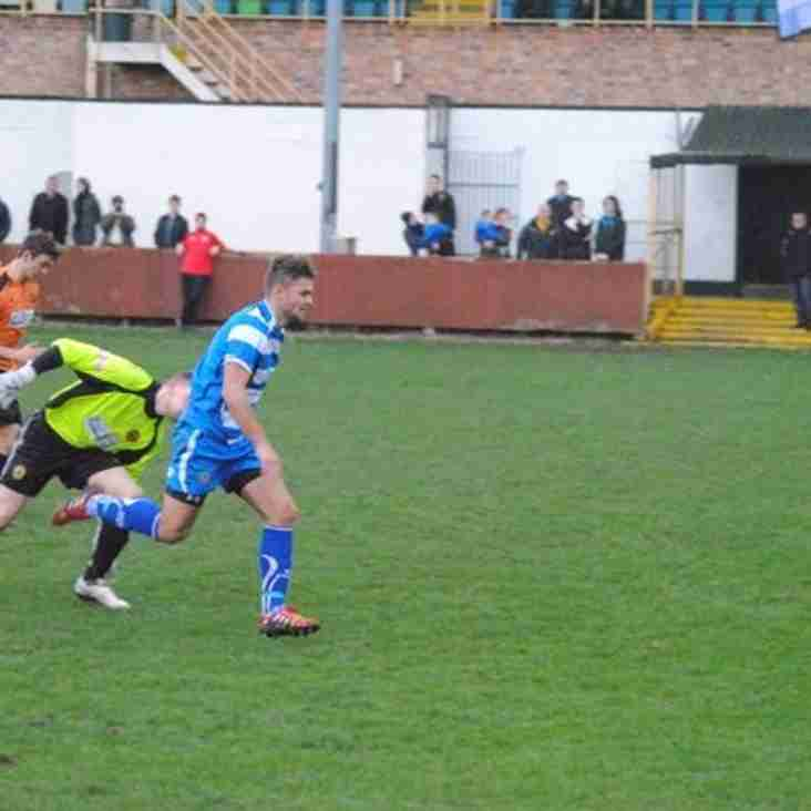 New Mills v Lancaster City - 12th April - Match Report by Lancaster Guardian
