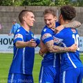 League: Lancaster City 2 - 0 Prescot Cables