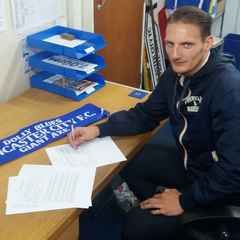News: Jordan Connerton signs for the Dolly Blues