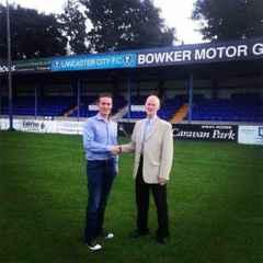 News: Lancaster City FC Announce New Director