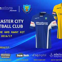 News: New Online Club Shop Launched!