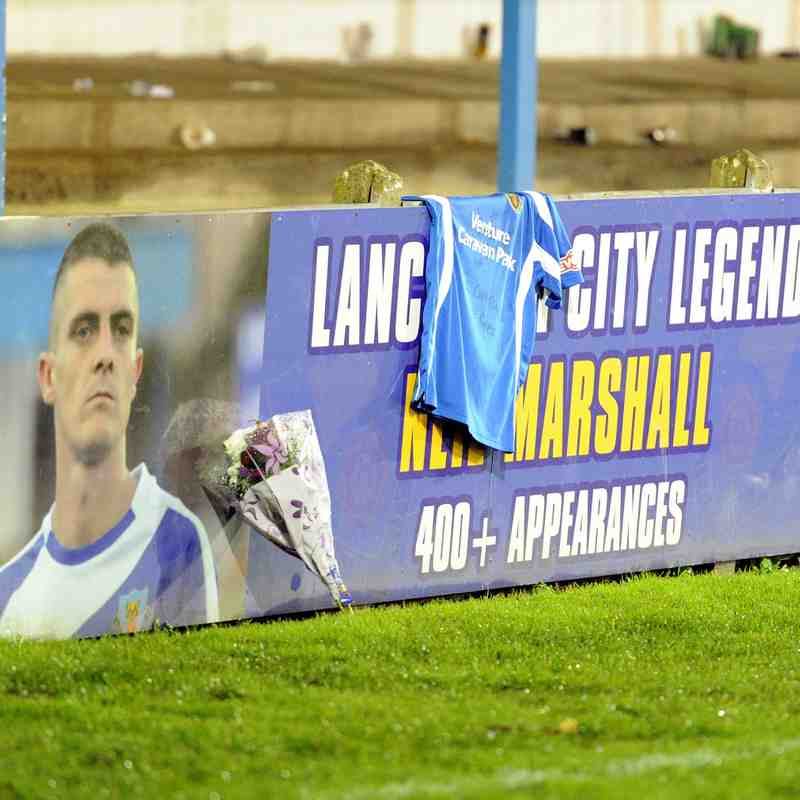 Lancaster City 4 - 3 Mossley (22/11/16)