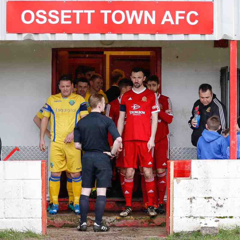 Ossett Town 1 - 3 Lancaster City (25/02/17)