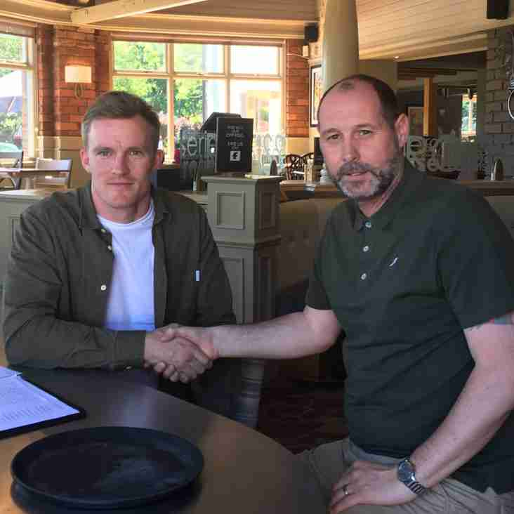 News: Dollies Sign Defender Dugdale