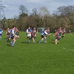 Racal Decca Vs Guildfordians 11/03/2017