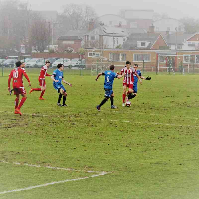 Stourbridge vs Shaw Lane AFC