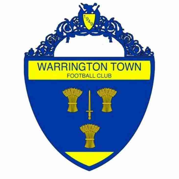 Warrington Town - Match Preview