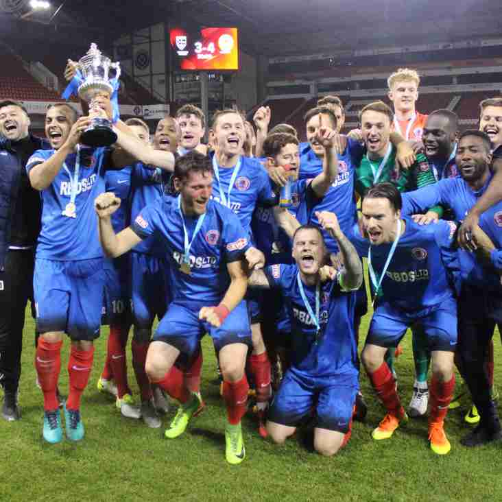 Shaw Lane Retain Trophy