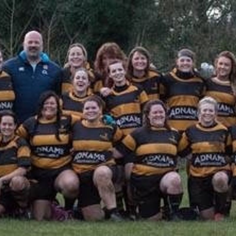 Swallows  lose to Hampstead Ladies 41 - 10