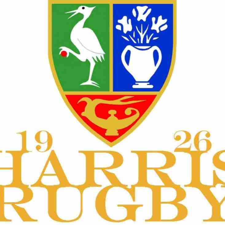 HARRIS win promotion to CALEDONIA LEAGUE Div 1