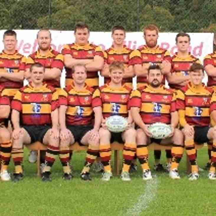 Sat Oct 1st - Harris are at home to Strathmore in the League with a 15:00 hrs KO
