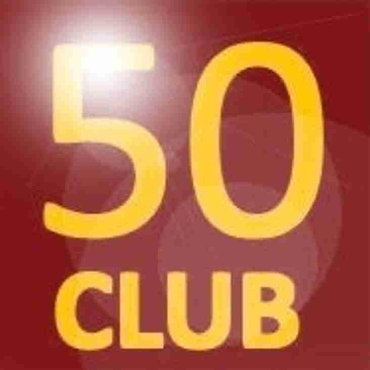 HARRIS 50 CLUB