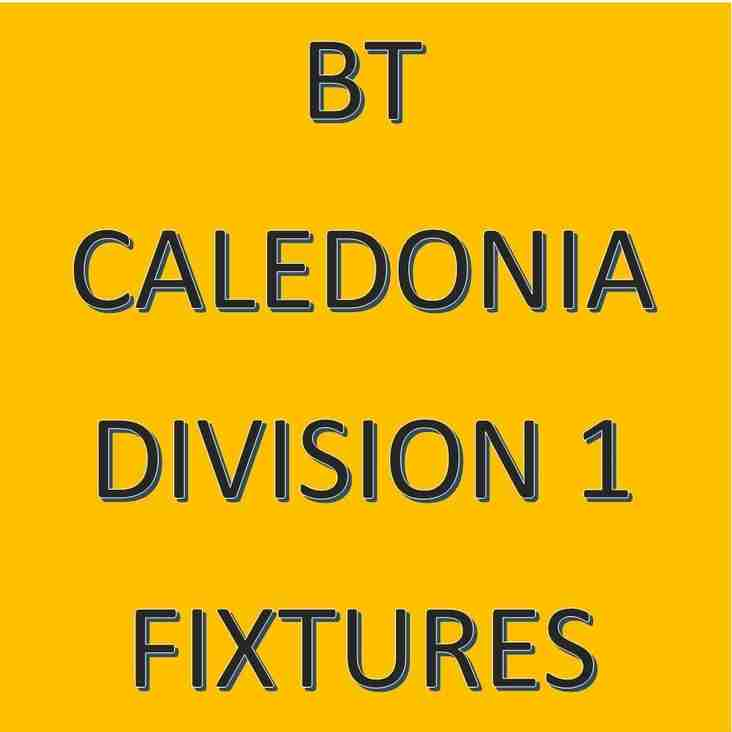 SEASON 2016 / 17 FIXTURES HAVE NOW BEEN POSTED
