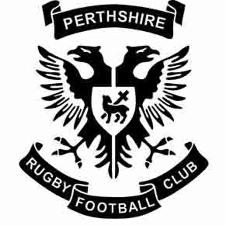 Tuesday 16th - Harris welcome Perthshire to Elliot Road for a preseason match