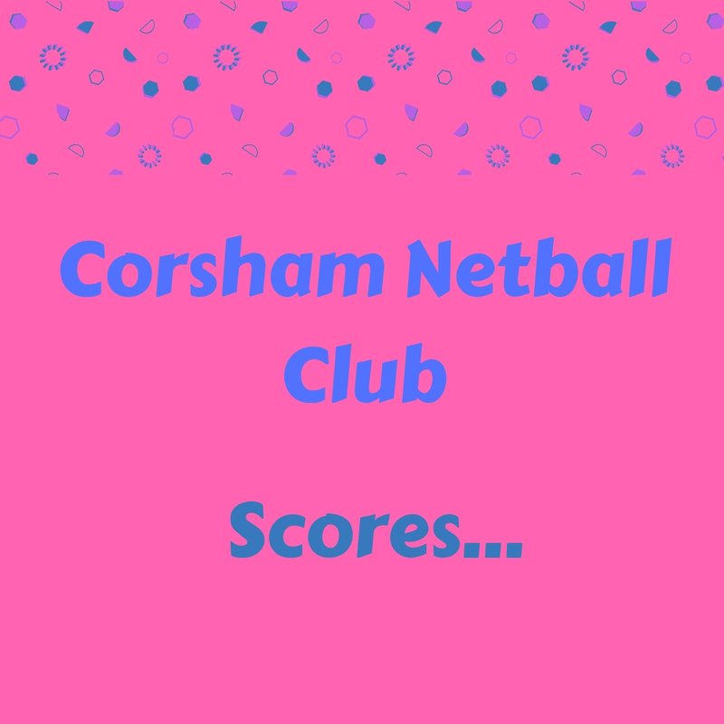 Corsham 3 vs Wessex Blades
